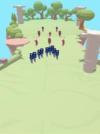 Draw Legion 3D: Epic War Simulator  screenshots 16