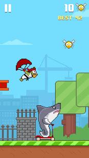 Hoppy Frog 2 - City Escape