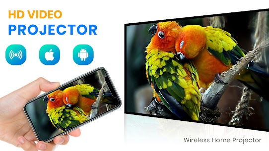 HD Video Projector Simulator – Mobile Projector Apk app for Android 1