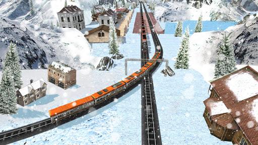 Train Games Simulator : Indian Train Driving Games 4.5 Screenshots 23