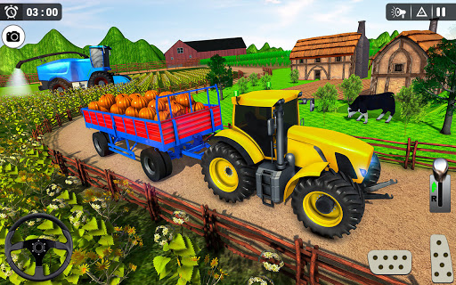 Grand Farming Simulator-Tractor Driving Games 2021 1.16 screenshots 1