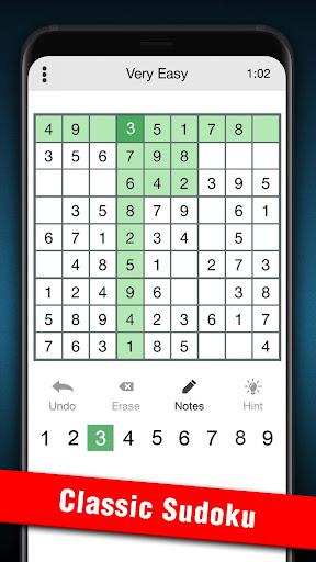 Sudoku 1.2.62 screenshots 1