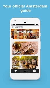 AMSTERDAM City Guide Offline For Pc 2020 (Download On Windows 7, 8, 10 And Mac) 1