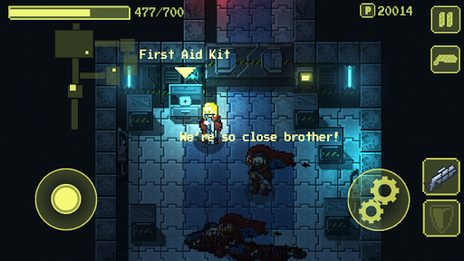 Ailment: space pixel dungeon 3.0.2 screenshots 4