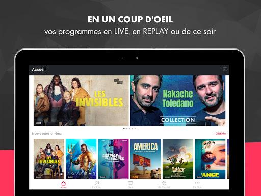 myCANAL, vos programmes en live ou en replay screenshots 9