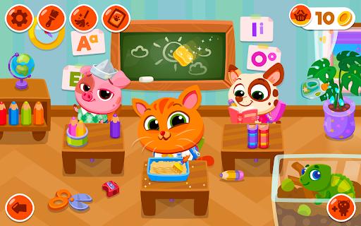 Bubbu School u2013 My Cute Animals apkpoly screenshots 7