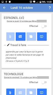 Mon EcoleDirecte 3.0.1 Screenshots 8
