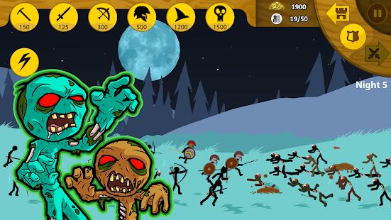 Stick War: héritage  screenshots 2