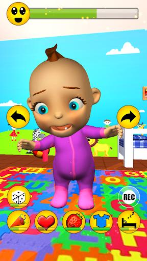 My Baby: Baby Girl Babsy screenshots 5