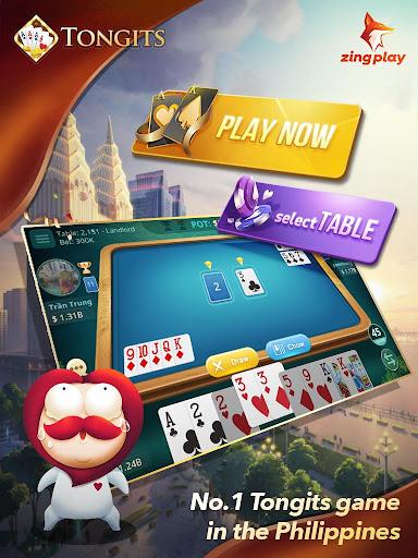 Tongits ZingPlay - Top 1 Free Card Game Online 3.4 screenshots 1