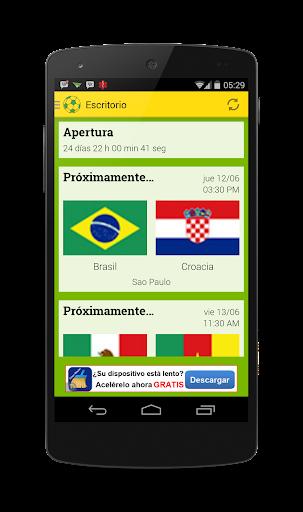 world cup brazil 2014 screenshot 1