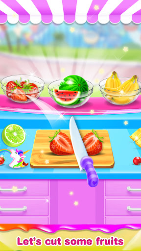 Unicorn Ice Slush Maker 14 Screenshots 2