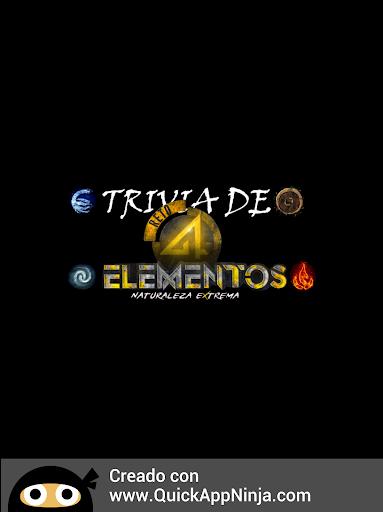 Trivia Reto 4 Elementos 8.8.3z screenshots 8