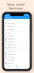 TT Clean Mod Apk- Phone Boost (VIP Features Unlocked) 3