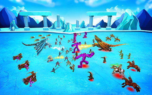 Epic Battle Simulator apkmr screenshots 4