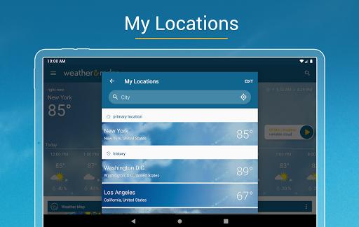 Weather & Radar USA - Severe weather alerts 2020.21.2 screenshots 13