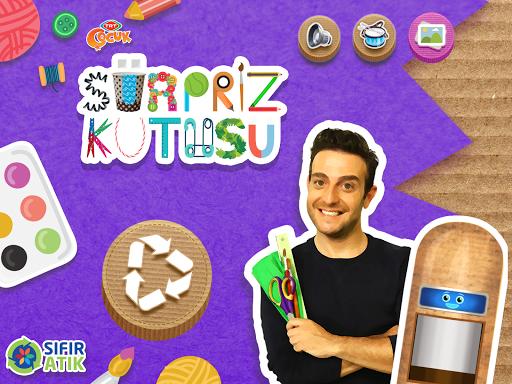 TRT u00c7ocuk Su00fcrpriz Kutusu 1.2 screenshots 8