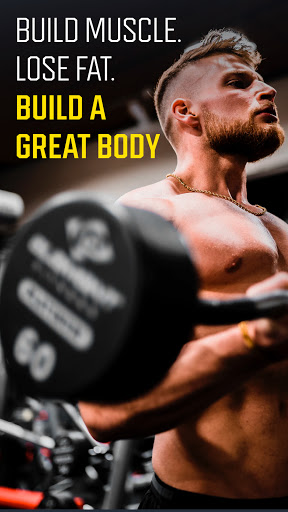 Gym Workout Planner - Weightlifting plans  screenshots 1