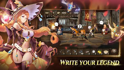 Sdorica: Puzzle & Tactical RPG screenshots 4