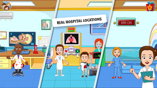My Town : Hospital and Doctor Games for Kids  screenshots 10