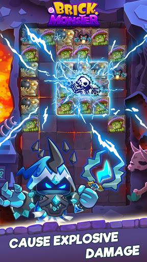 Brick Monster: Epic Casual Magic Balls Blast Game 2.0.0 screenshots 18