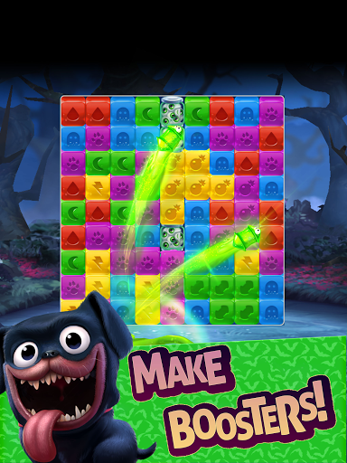 Hotel Transylvania Puzzle Blast - Matching Games  screenshots 11