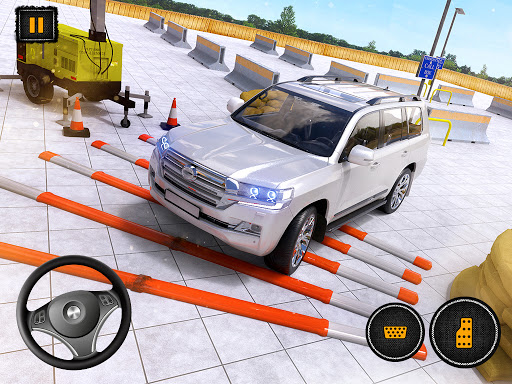 Modern Prado Car Parking Game - Free Games 2020 2.5 screenshots 5