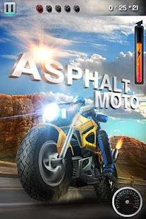 Asphalt Moto Screenshot