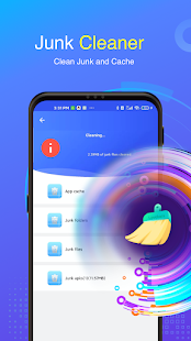 Phone cleaner and Android booster master