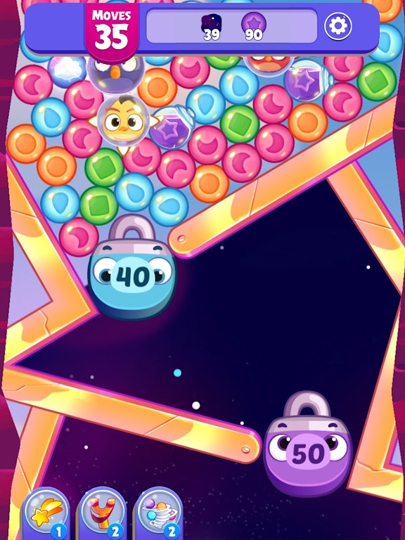 Angry Birds Dream Blast - Bubble Match Puzzle  poster 22
