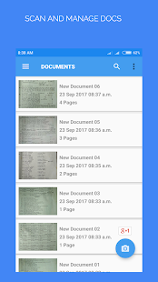 Doc Scanner : PDF Creator + OCR