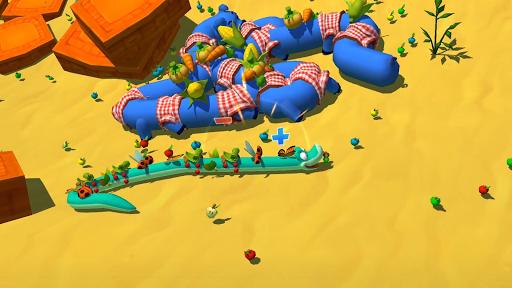 Snake Rivals - New Snake Games in 3D goodtube screenshots 8