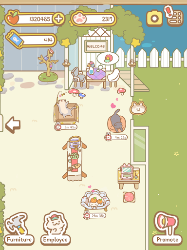 Cat Spa apkdebit screenshots 6