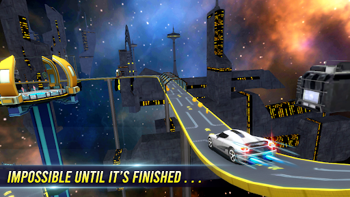 Mega Ramps - Galaxy Racer  screenshots 5