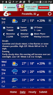 KPVI Storm Tracker Weather For Pc – Free Download In 2020 – Windows And Mac 2