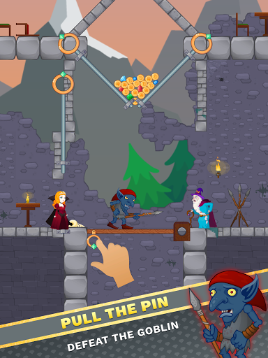 How To Loot: Pull The Pin & Rescue Princess Puzzle  Screenshots 11