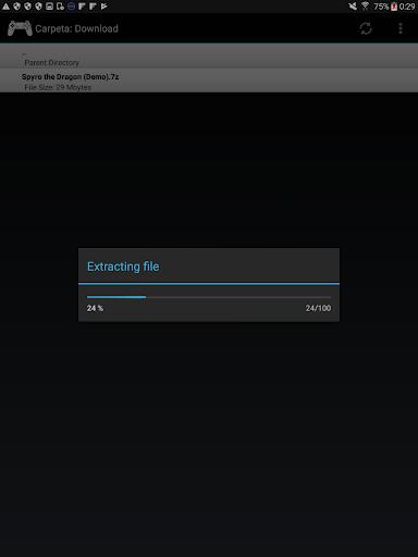 ePSXe sevenzip Plugin 1.0.2 Screenshots 2