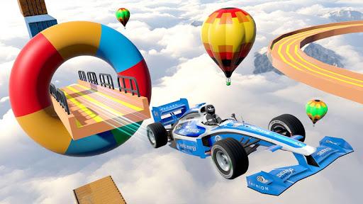 Formula Car GT Racing Stunts- Impossible Tracks 3D  Screenshots 5