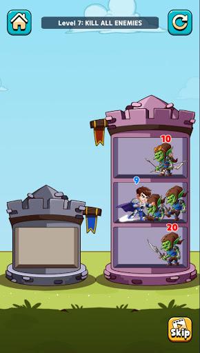 Hero Tower Wars  screenshots 6