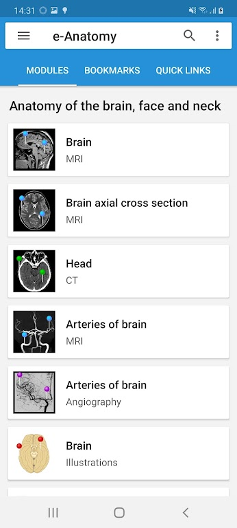 e-Anatomy  poster 0