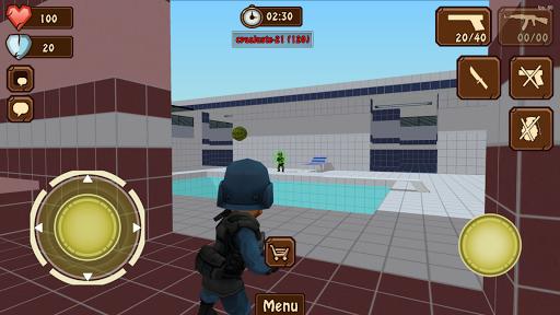 Télécharger MiniStrike APK MOD (Astuce) screenshots 2