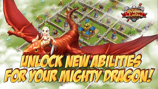 Dragon Lords: 3D strategy 2
