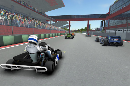 Kart vs Formula racing 2018 apktreat screenshots 2