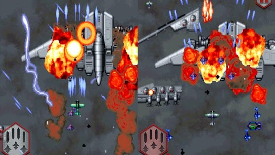 STRIKERS 1945 classic Apk Mod + OBB/Data for Android. 7