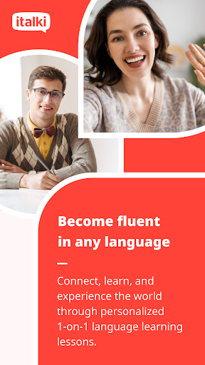 italki: Learn languages with native speakers  screenshots 1