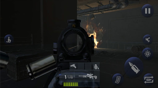 Strike Force : Counter Attack FPS screenshots 14