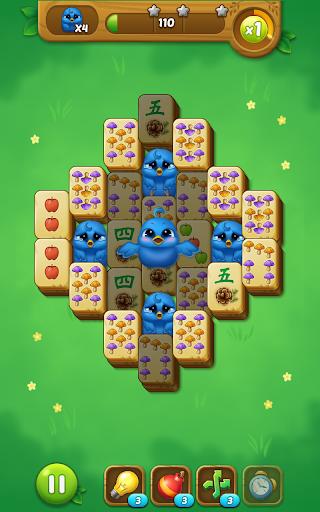 Mahjong Forest Puzzle  screenshots 8