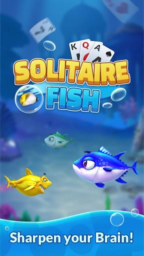 Solitaire Fish - Aquarium Adventure  screenshots 1