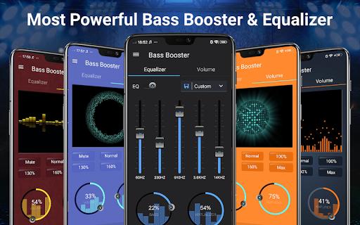 Equalizer Pro - Volume Booster & Bass Booster apktram screenshots 1