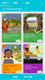 African Storybook Reader